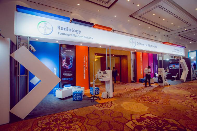 Bayer, International Congres of Radiology, 2016