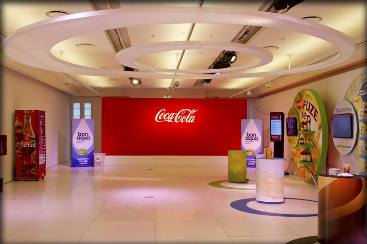 Coca Cola, Faena Art Center, 2013
