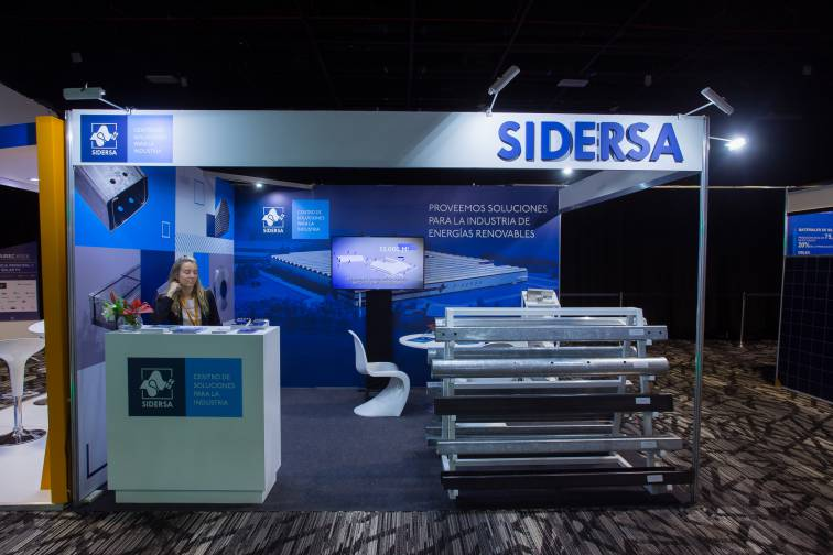 Sidersa, Annual Argentinian Renewable Energy Congress - AIREC, 2018