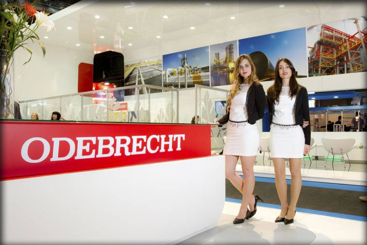 Odebrecht, Oil & Gas, 2013