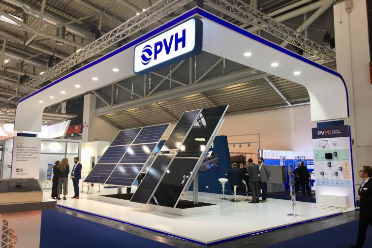 PVH, Intersolar Europe, 2019