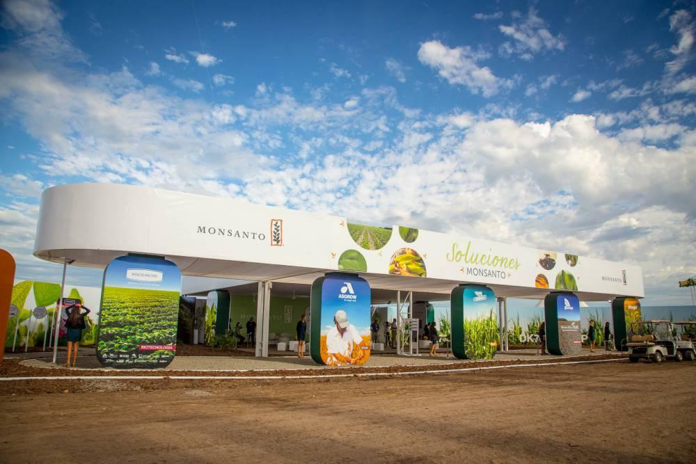 Expoagro Stands : Monsanto expoagro buenos aires argentina stands artek