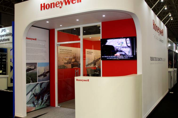 Honeywell, LAAD Defence & Security, 2017
